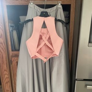 Faviana Dresses - Faviana Gown 2-piece